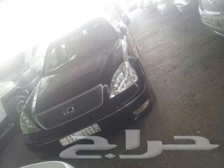 لكزس 430 2002 فل سعودي نظييف بسعري طيب lexus