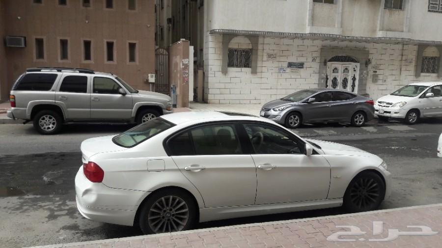 BMW 2011 320iقطع تشيح