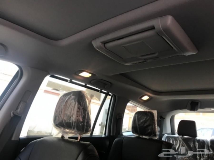 هوندا بايلوت 2016 فل كامل ابيض اللون