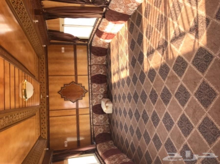 غرفة كرفانه  شرايح 18 متر