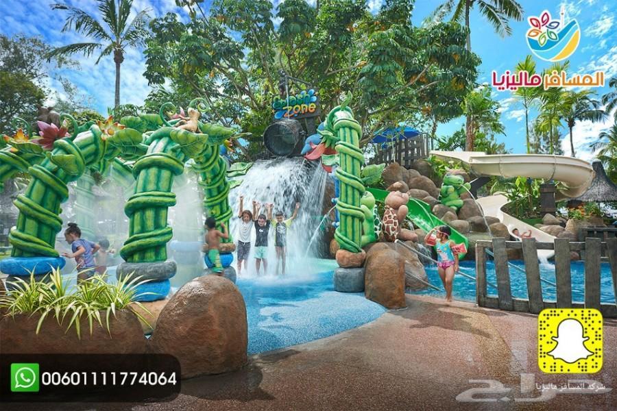 برنامج سياحى لزوجين و 4 اطفال 9 ايام بماليزيا