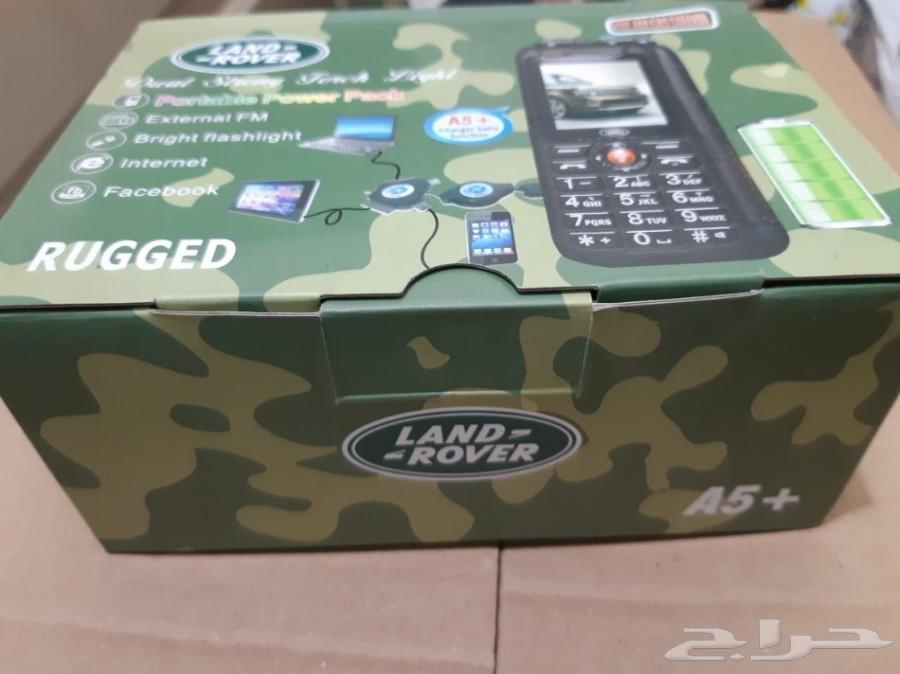 جوال لاندروفر LAND ROVER A5 بطارية 15000امبي