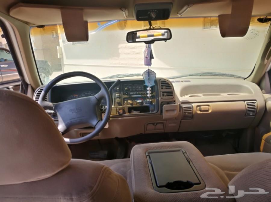 للبيع جمس سوبرمان سعودي نضيف موديل 96
