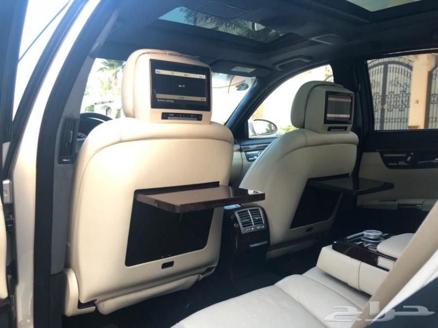 مرسيدس S600 ( تم البيع)