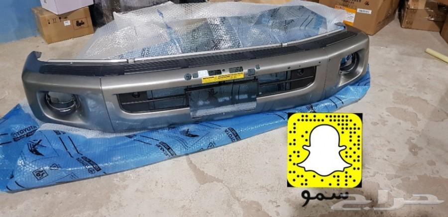 صدامات امامية واكسسوارات جيب شاص و ربع 2016