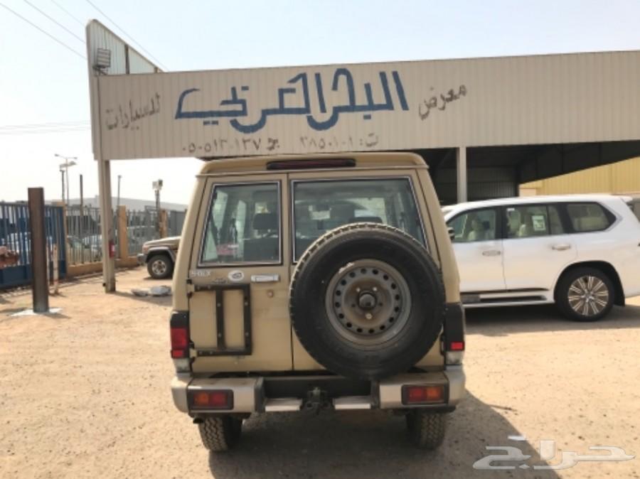 جيب ربع 2018 بيج سعودي معرض البحر العربي