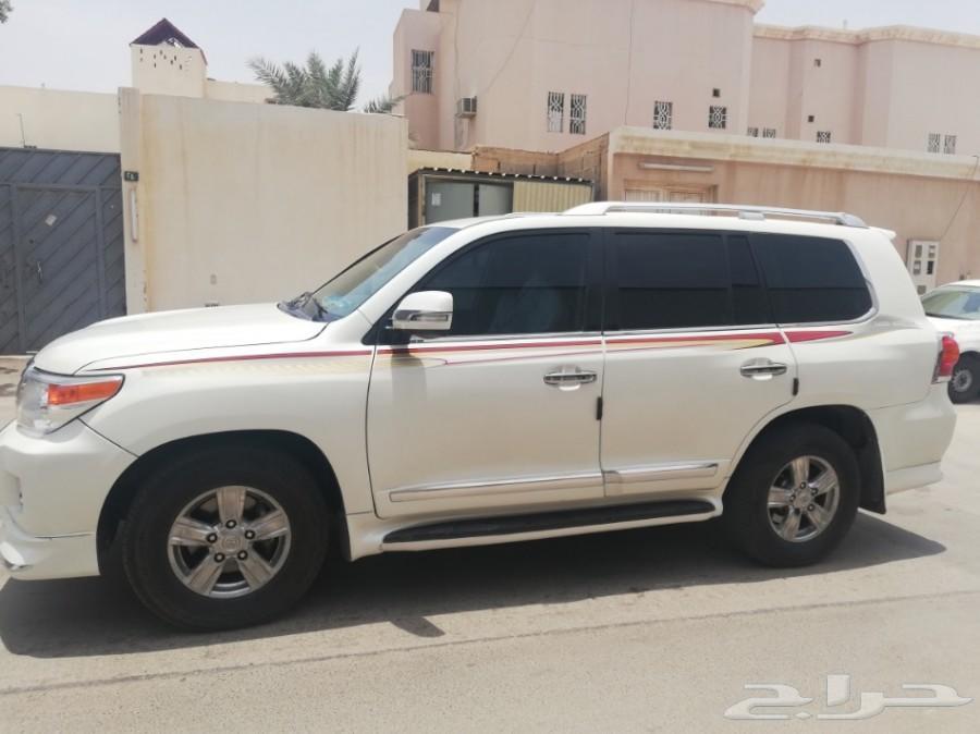 تويوتا لاندكروز 2013  GXR  سعودي 6سلندر