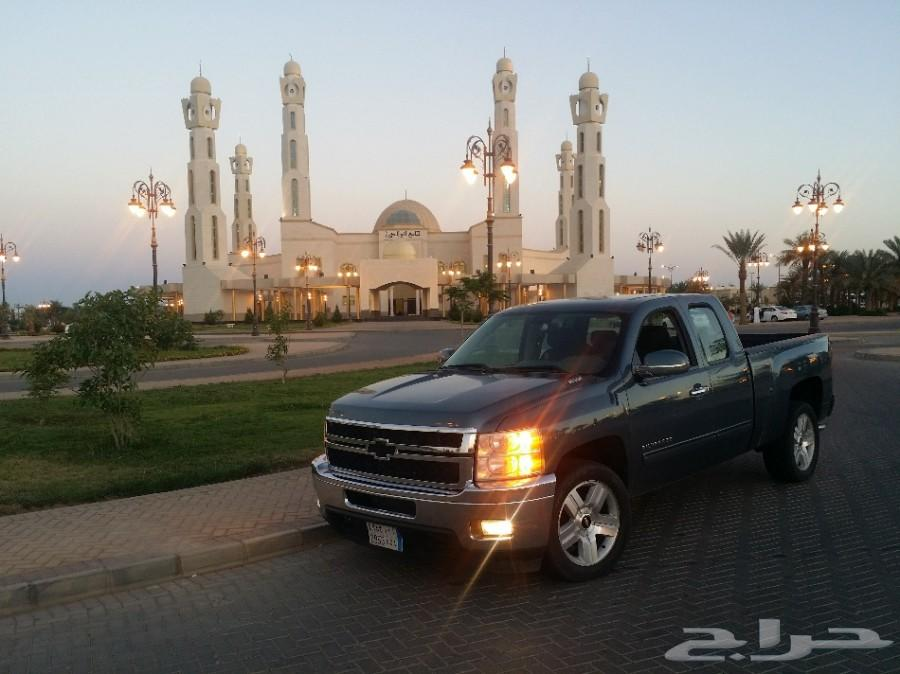 سلفرادو شفروليه سعودي 2013