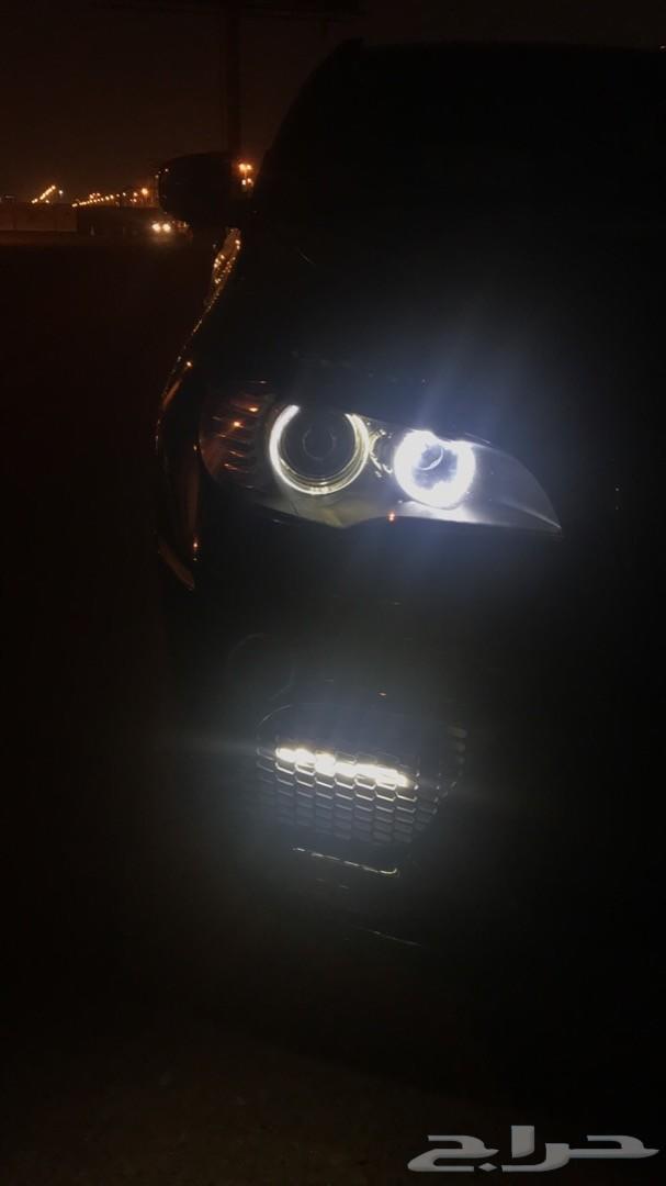 اكسسوار و انوار بيضاء لحلقات BMW
