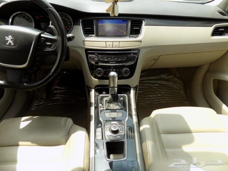 بيجو ايلور 508 فل  2014  ممشي85 الف(تم البيع)