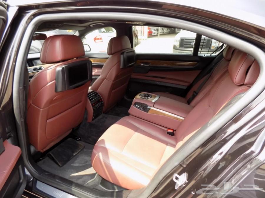 BMW 750Li فل كامل موديل 2010