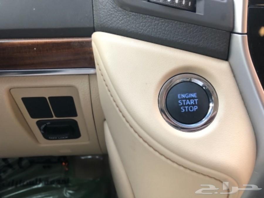 جيب لاندكروزر GXR 2016 فل كامل (لقد تم البيع)