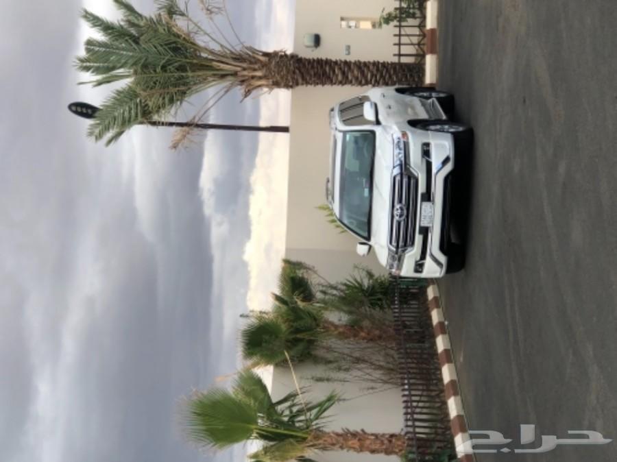 لاند كروزر GXR  2017 سعودي