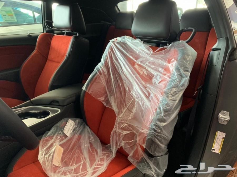 تشالنجر - GT - 2019 - SRT KIT - سعودي