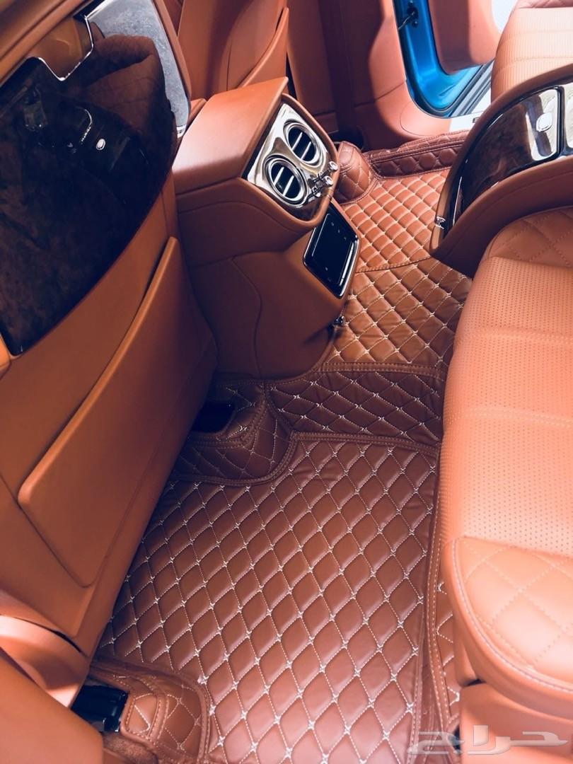 دعاسات جلد اصلي- لحماية وفخامة سيارتك