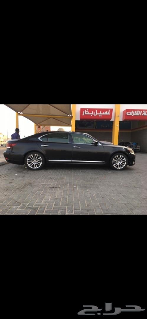 لكزس LS 2014 سعودي