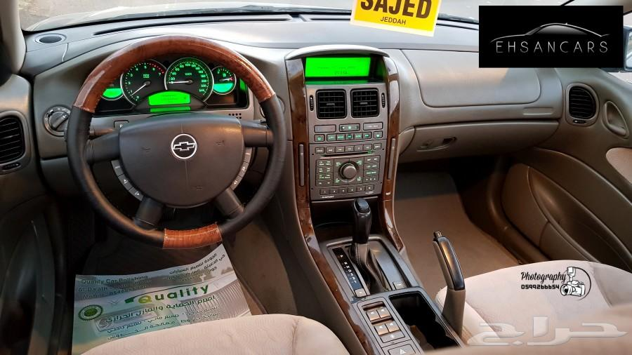 متوفر .. كابريس 2006 LTZ مخزن السعر 30.000