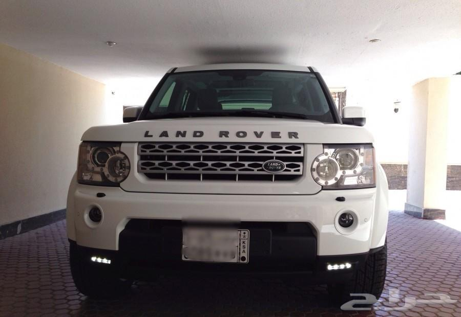 Land Rover LR4 full option V8 HSE 2012 (NEW)