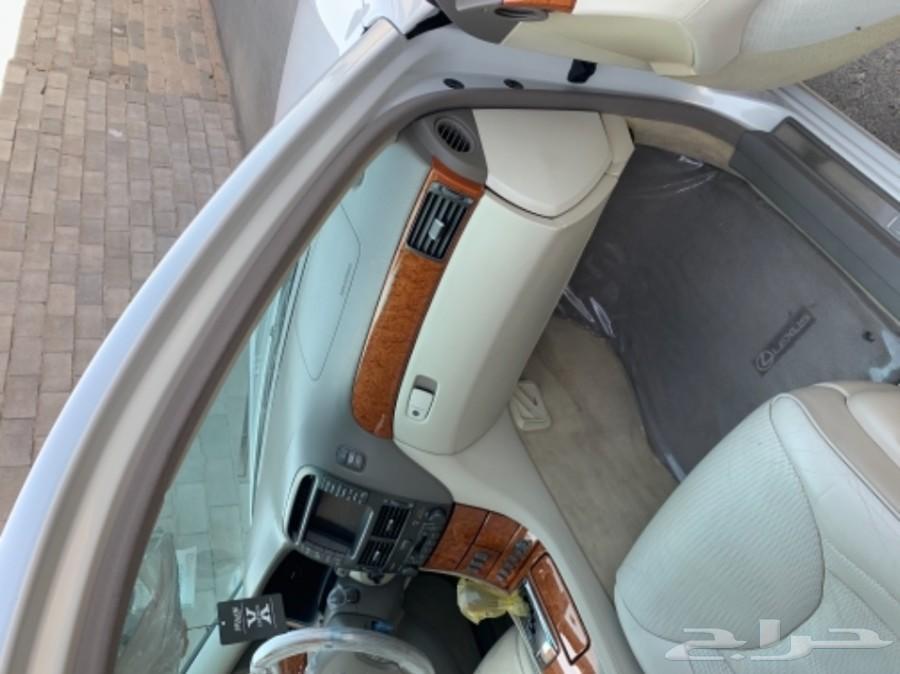 لكزس LS430 موديل 2004 مخزززن