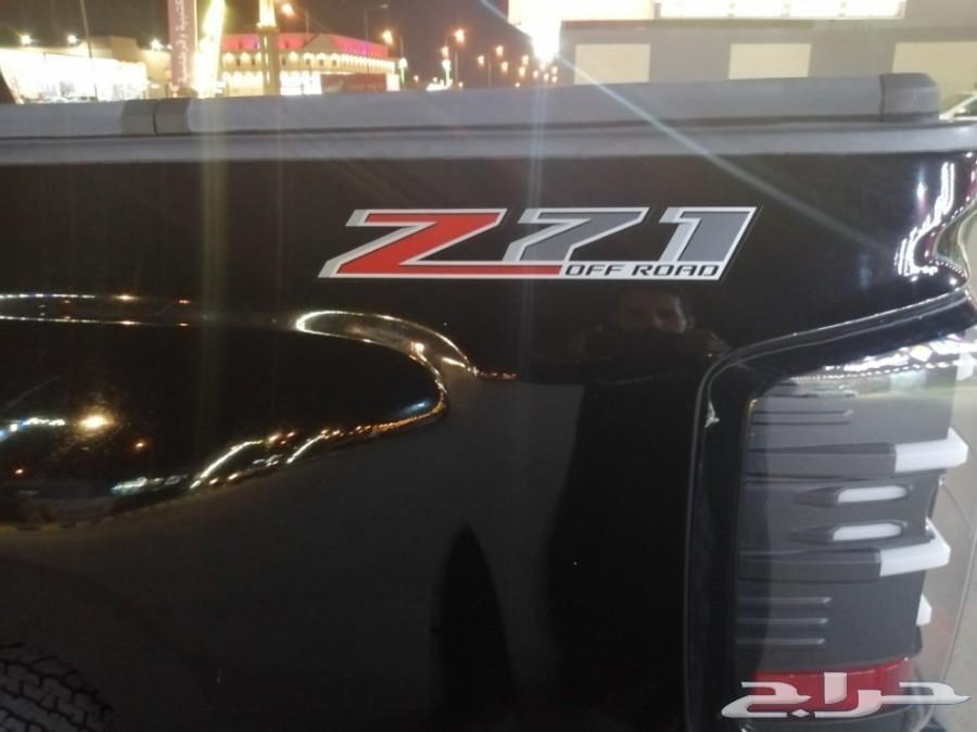 سلفرادو Z71 2014