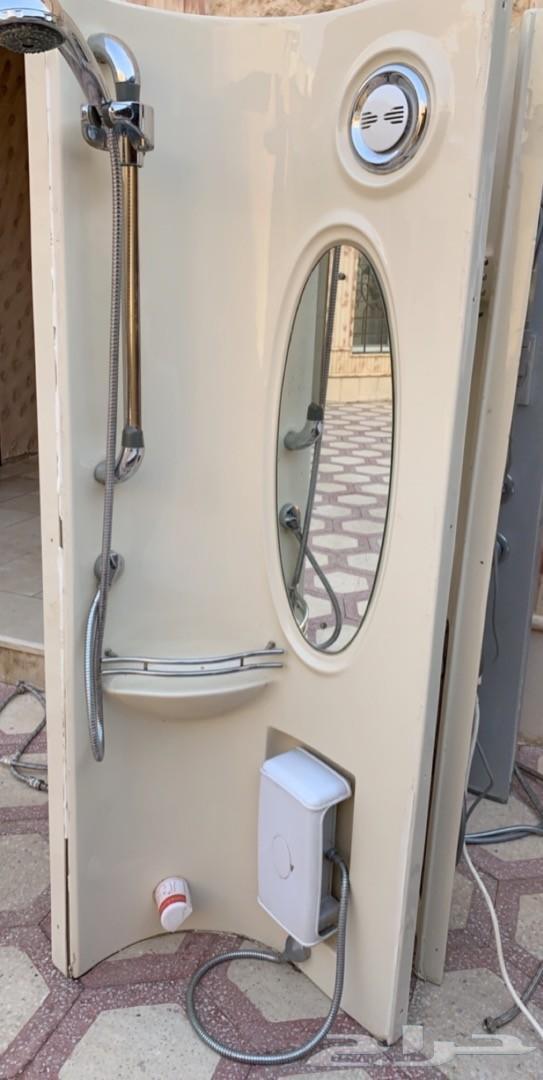 حمام جاكوزي بحالة ممتازه للبيع العدد (3)