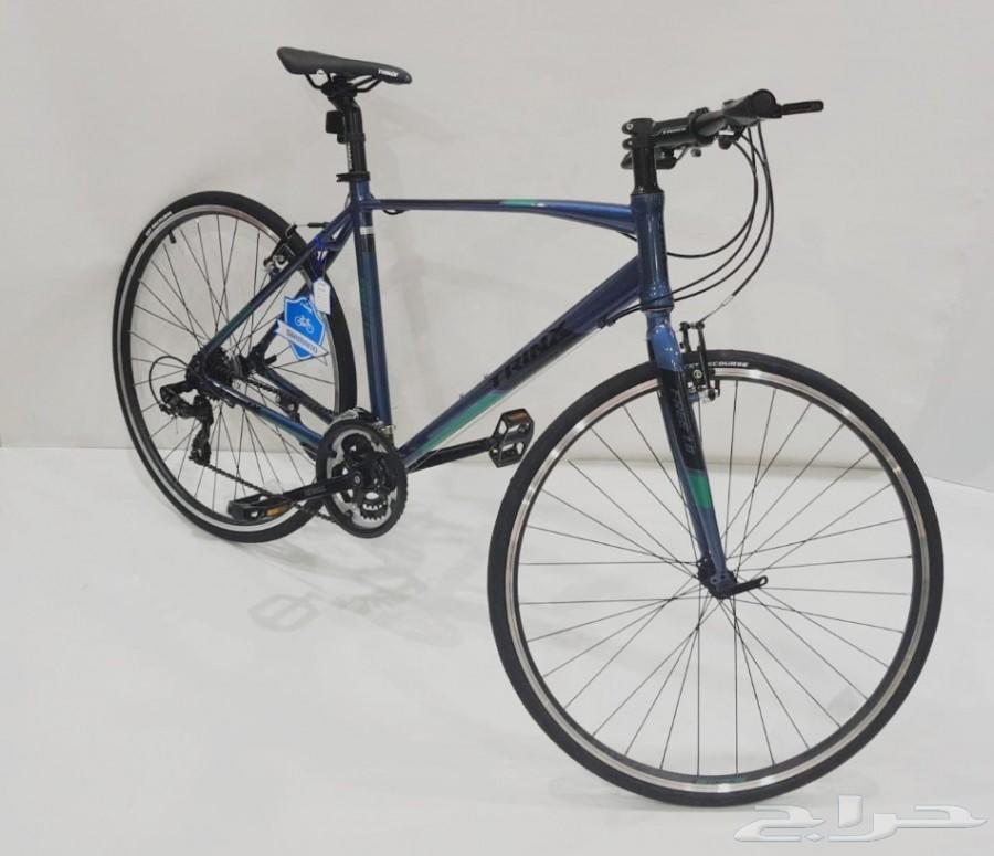 دراجة هوائية هجين ..التوصيل مجانا .