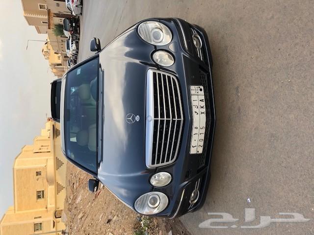 للبيع سيارة مرسيدس 2009   E280