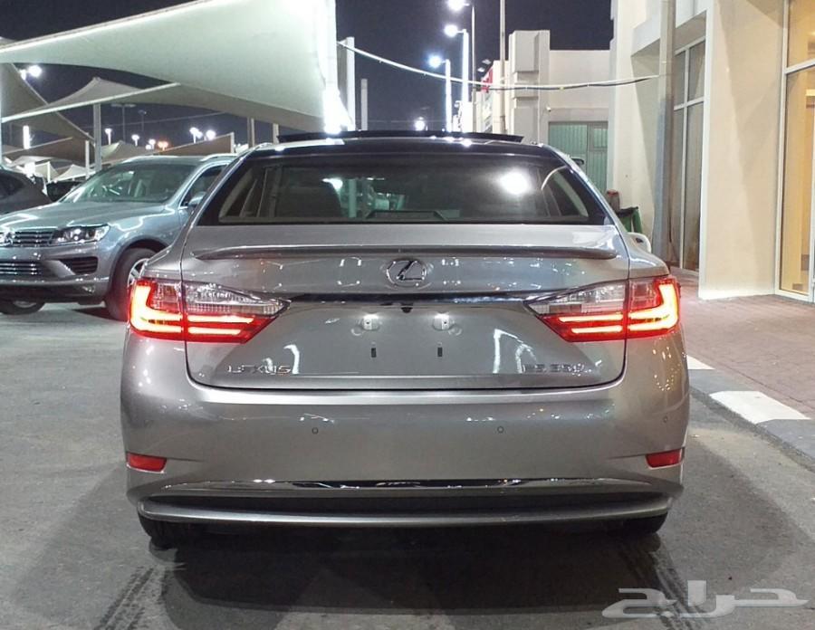 لكزس ES 350 فل 2017 - تم البيع -