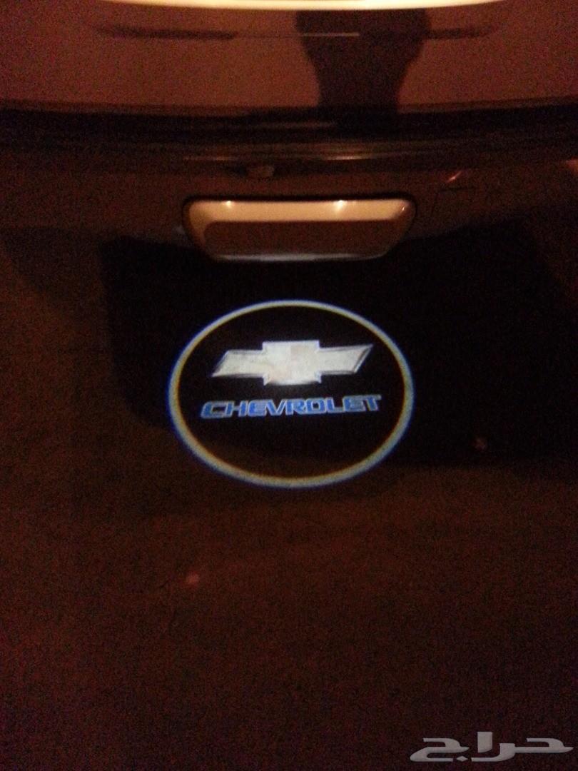 لمبة برجكتر بروجكتر شعار السيارة ترحيبي ابواب