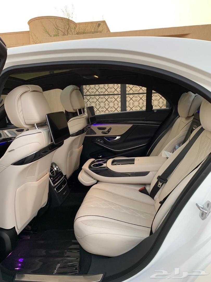 مرسيدس s560 4M جفالي 2018