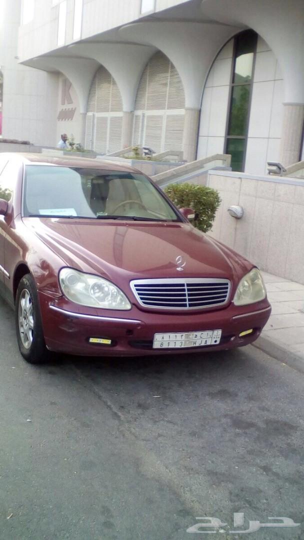 مرسيدس بنز 2002