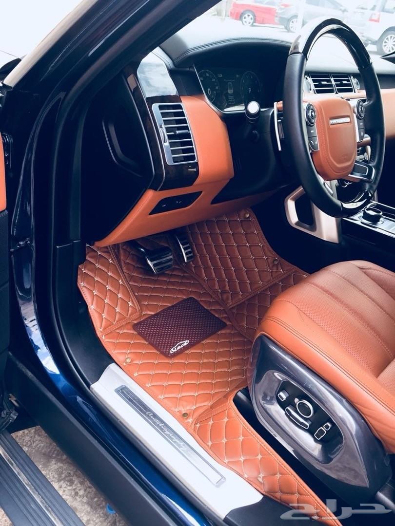 دعاسات فخمة للسيارات VIP