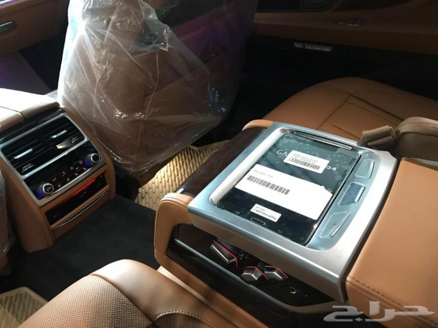 بي ام 740 فل كامل جديده (( تم البيع  ))