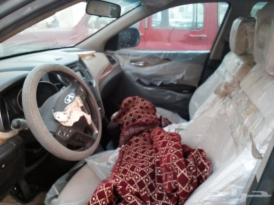 سيارة هونداي سنتافي 2013