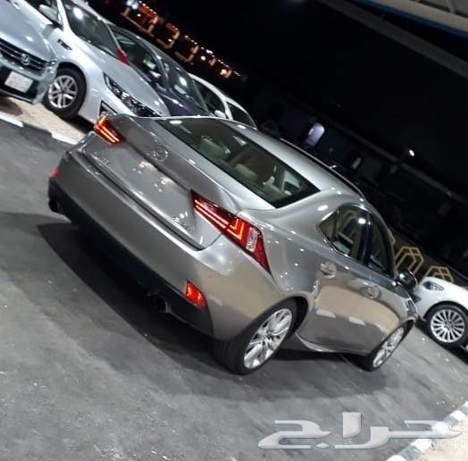 لكزس اي اس 250 موديل 2015 ( تم البيع )