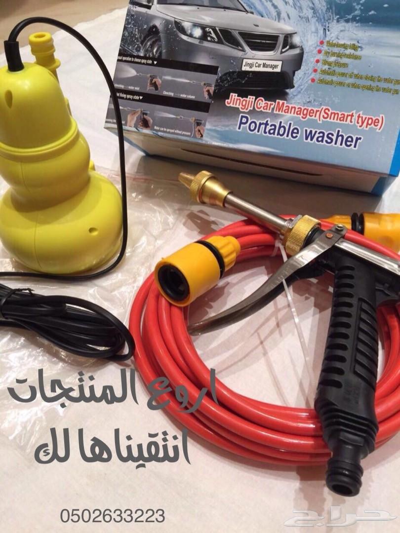 مضخة الغسيل .. توفير ماء وكهرباء