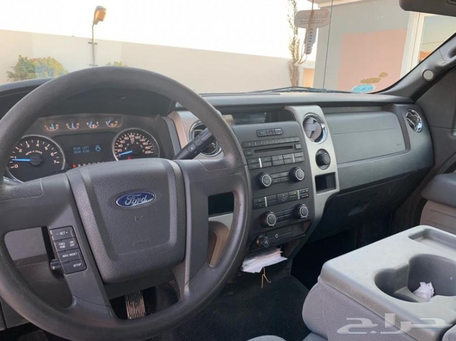 للبيع فورد F150 غماره ونص موديل 2012