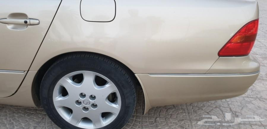 لكزس LS 430 سعودي موديل 2003