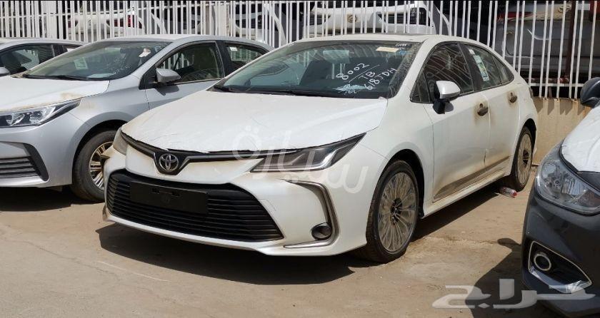 تويوتا كورولا GLi فل 2020 سعودي جديد