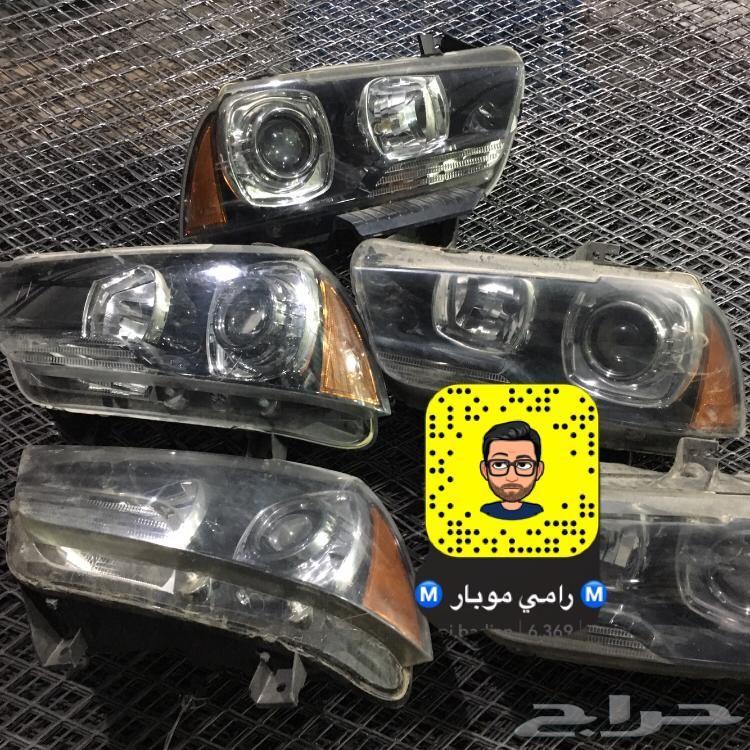 قطع غيار دوج تشارجر 2015-2018