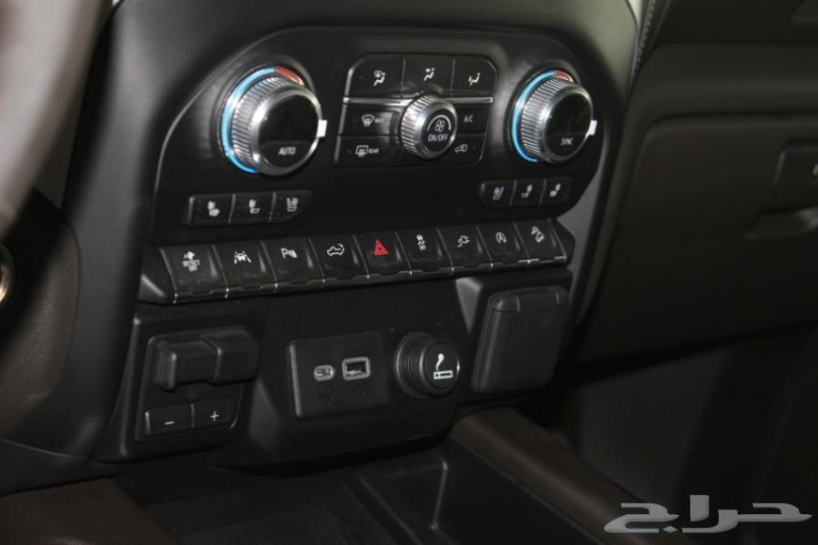 جي ام سي سييرا 2019 غمارتين 5.3 - V8 -  SLT
