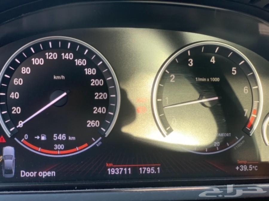بي ام دبليو 750 موديل 2009