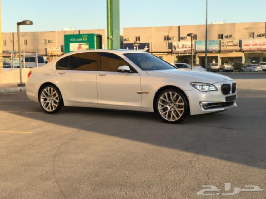 تم البيع تم البيع BMW 750 Li
