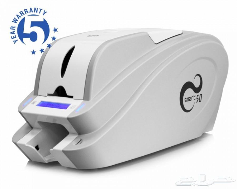 طابعة كروت بلاستيكية Card ID Printer