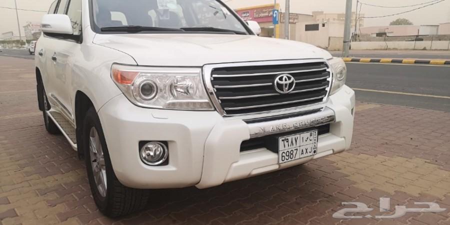 لاندكروزر 2014 سعودي