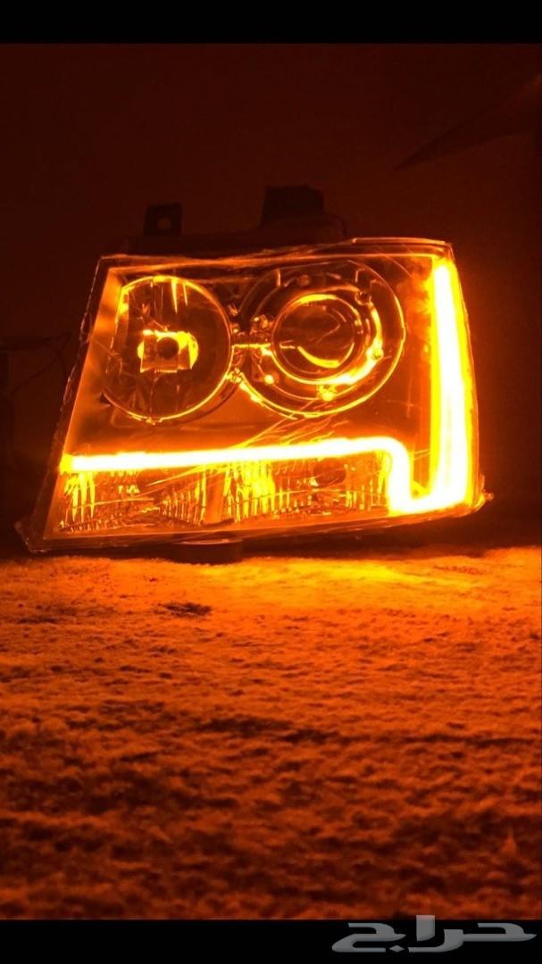 شمعات عدسات تاهو - سوبربان - يوكن2007-2014