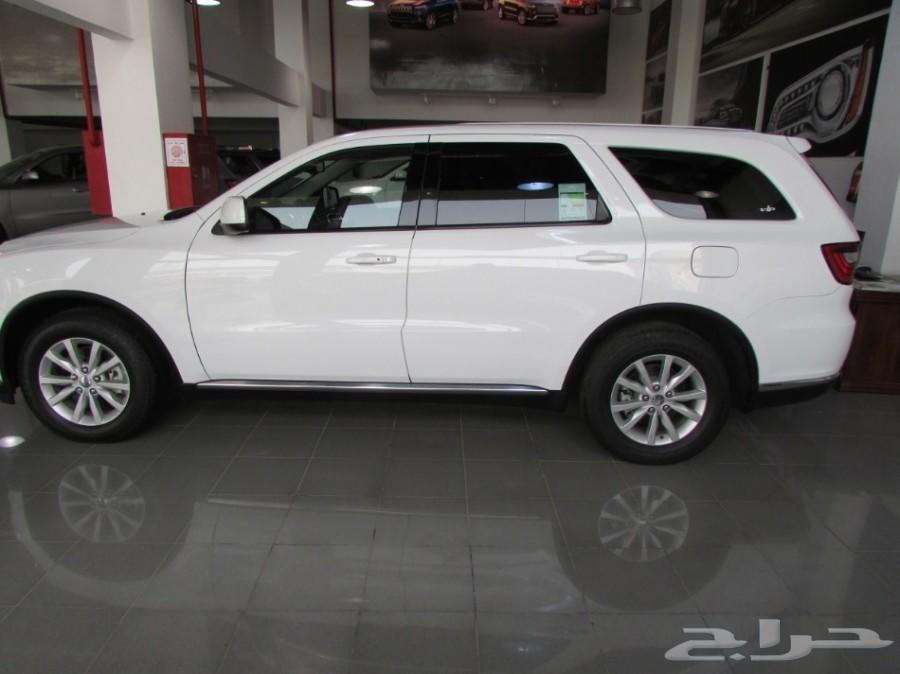2015 - دودج دورانجو - اس اكس تي AWD - ابيض