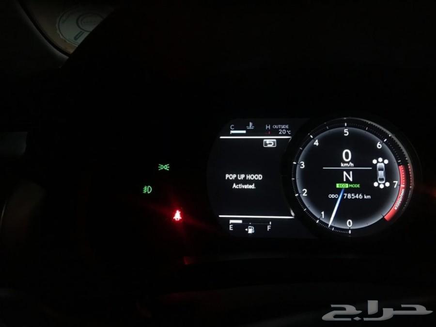 تم البيع IS 350 F Sport