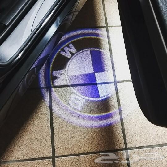 تغيير أنوار حلقات BMW للابيض