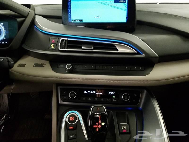 2015 BMW I8 هايبرد تيربو